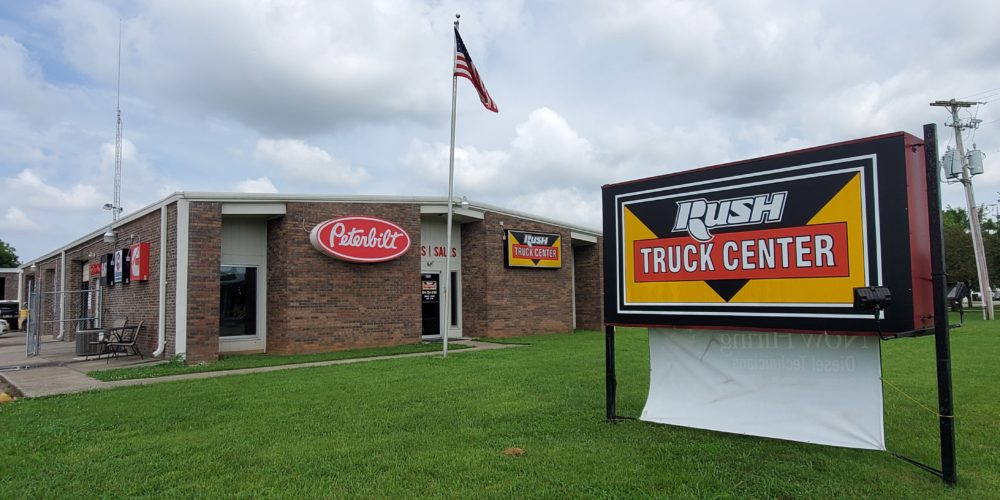 251 Porter Pike, Bowling Green, KY - Rush Trucking