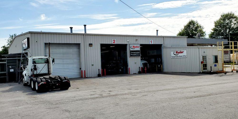 535 Dishman Lane, Bowling Green, KY - Ryder Trucks Transportation Services