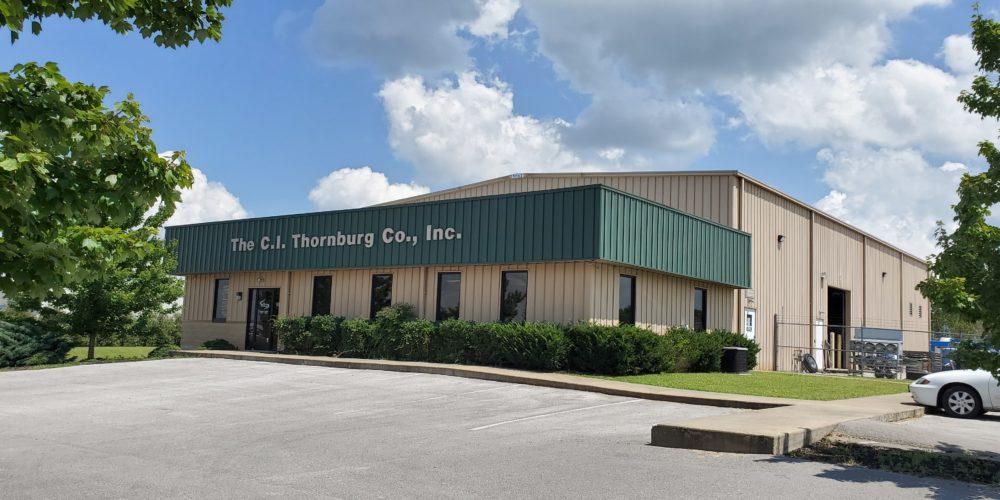 140 Ambassador Drive - The CI Thornburg Co.